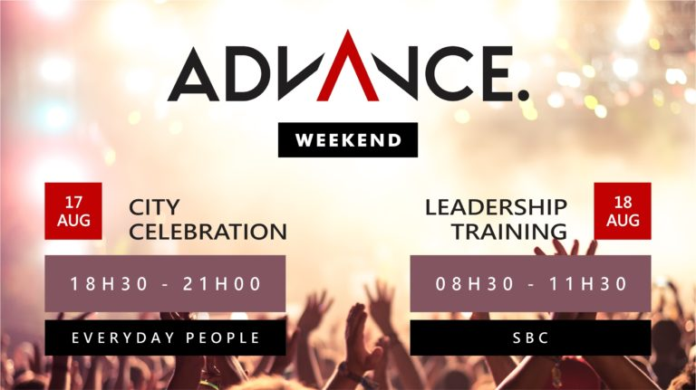 Advance Weekend Slide (TV)