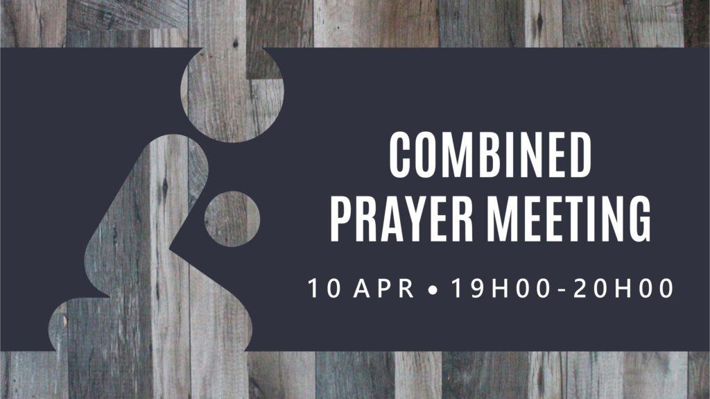 Combined Prayer