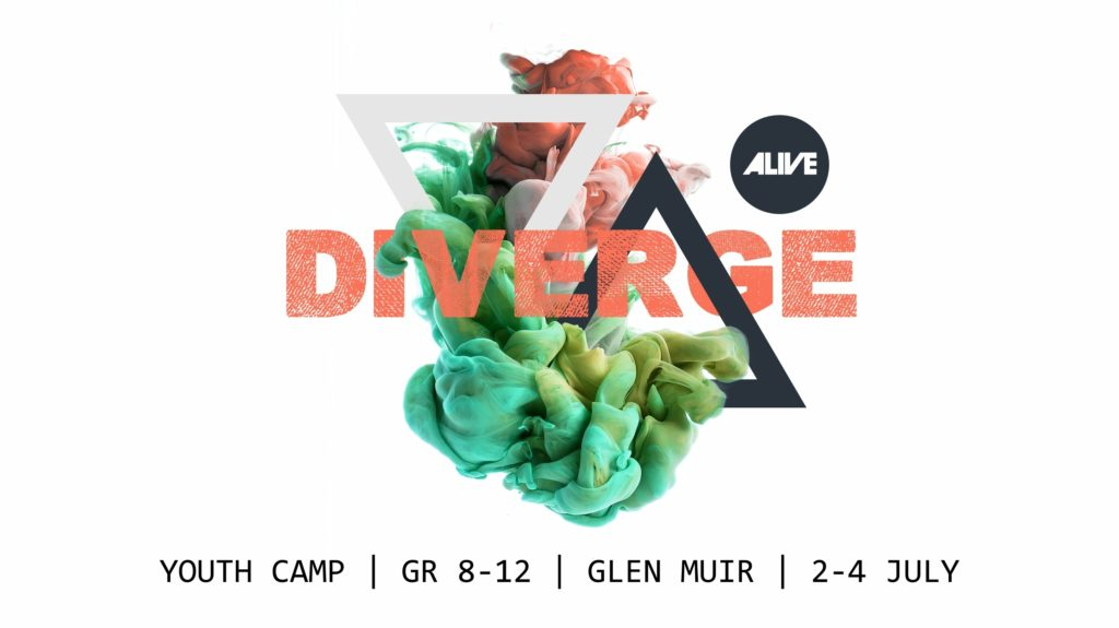 Diverge Camp - Slide (TV)