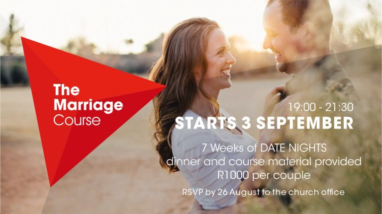Marriage Course - 7 Weeks