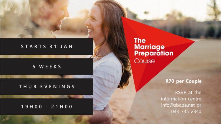 Marriage Prep Course - Slide (TV)