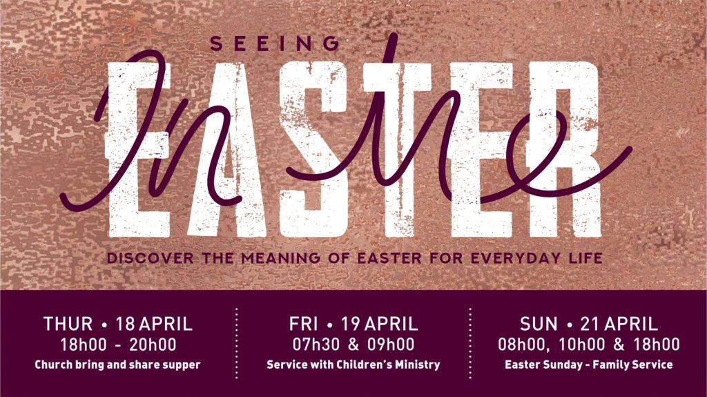 Seeing Easter in Me - Slides (Stirling) TV