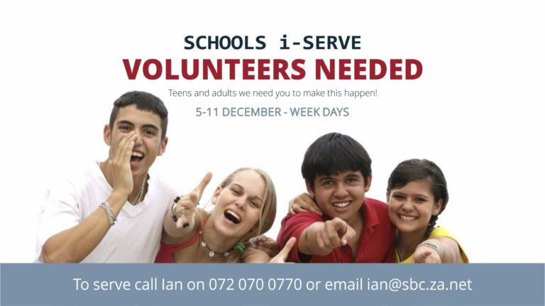 iServe Volunteers Slides (TV)